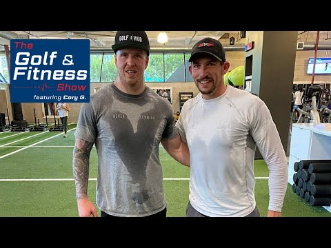 Scott Stallings & GOLFWOD's Michael Dennington | Ep. 5 | The Golf & Fitness Show