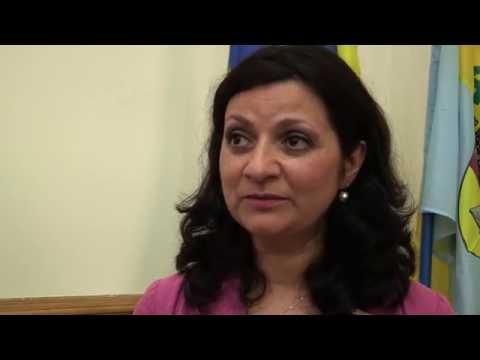 Interview de Madame Oana Badea, Maire d'Aiud