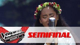 "Video Rafa ""Di Wajahmu Kulihat Bulan"" | Semifinal | The Voice Kids Indonesia Season 2 GTV download MP3, 3GP, MP4, WEBM, AVI, FLV April 2018"