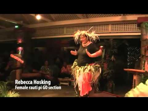 Dancer Of The Year  Cook Islands Golden Oldies