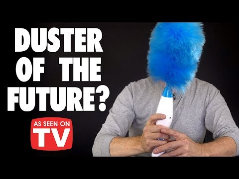 """Hurricane Spin Duster Review: Does This """"As Seen on TV"""" Duster Work?"""
