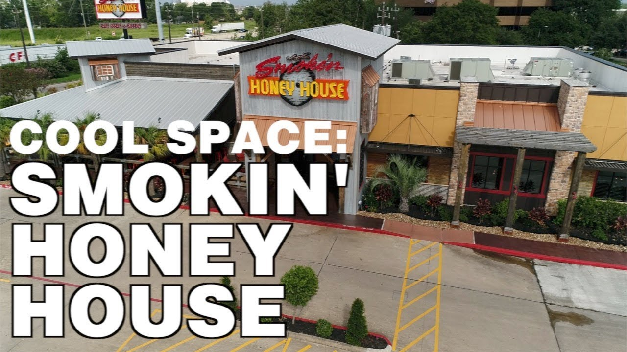 Tour the Smokin Honey House