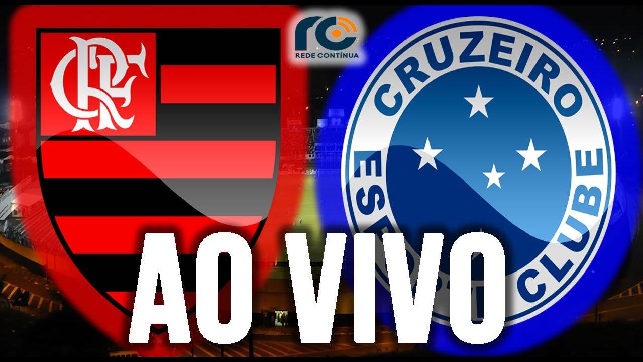 Ao Vivo Flamengo X Cruzeiro