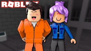 POLICE OFFICER FELL IN LOVE WITH ME! Roblox Trolling Cop! Roblox Jailbreak