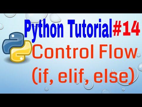 Control Flow (if, elif, else) - Python Tutorial (Part 14) 🐍