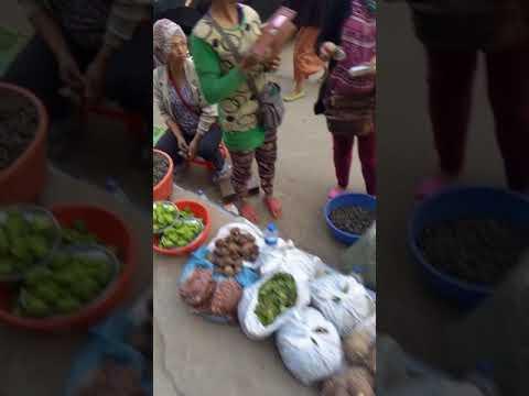 Local Market in Kohima