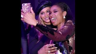 Jennifer Hudson Sings CIRCLES Around Beyonce