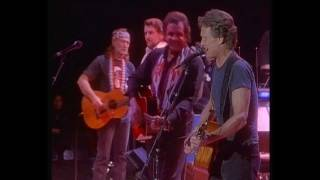 Kris Kristofferson - Best of all possible worlds (The Highwaymen live at Nassau Coliseum 1990)