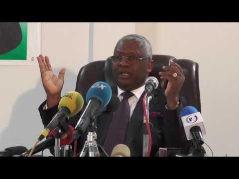 ELECTIONS AU CONGO L'U PA D S SE DEMARQUE DE L'OPPOSITION RADICALE JEAN PIERRE NOAH