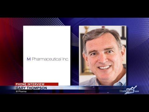 M Pharma's Gary Thompson 'excited' to receive US Extrinsa trademark