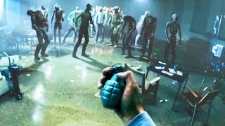 THE WALKING DEAD: OUR WORLD AR - GDC 2018 Sneak Peek Trailer【IOS, Android】AMC