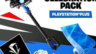 Fortnite PlayStation plus pack pictures