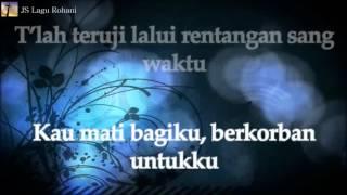 [Lirik Rohani] Nikita feat  Franky Sihombing - Cinta Sejati