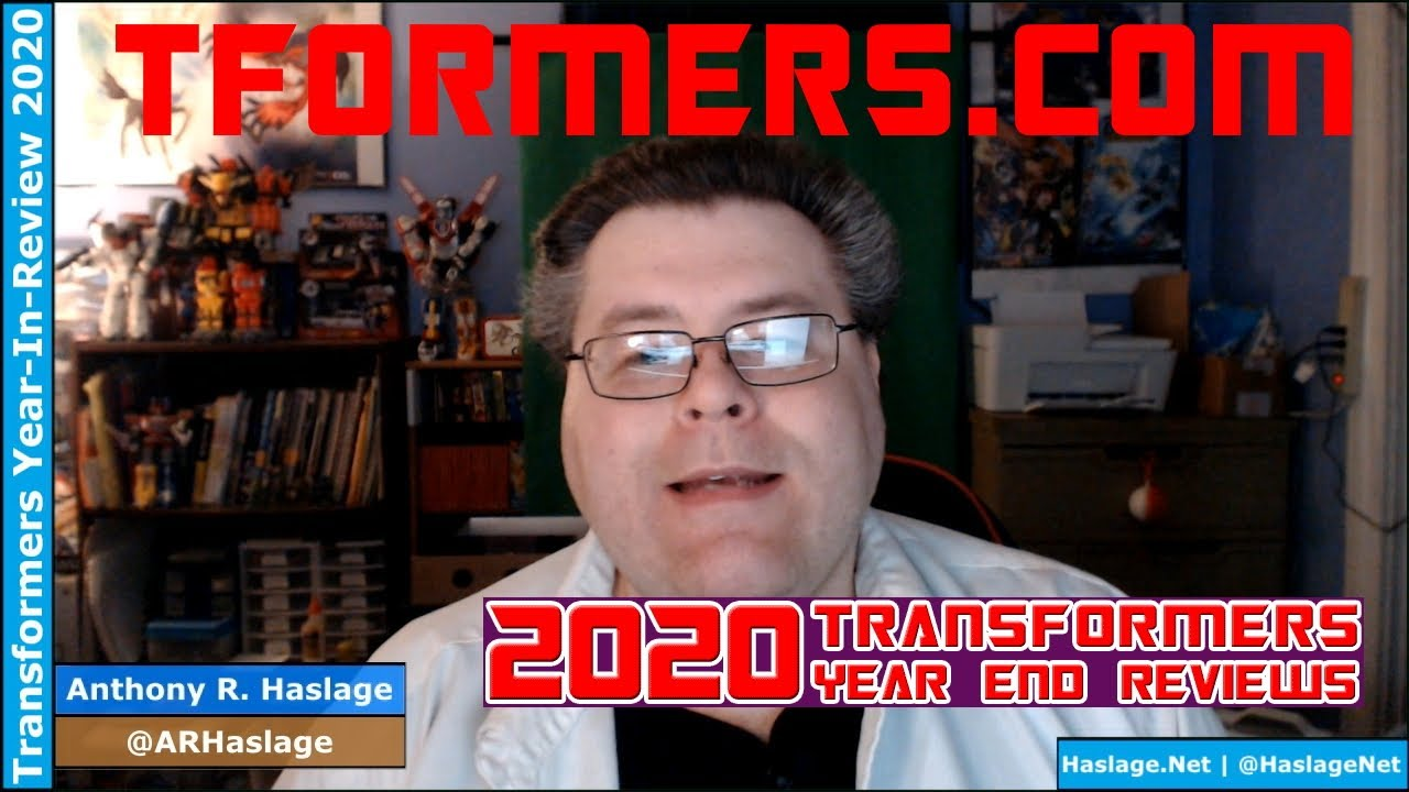 Transformers Year-In-Review 2020 - HNE Games