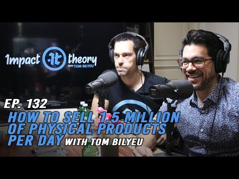 How to Sell 1,005,000 Physical Products Per Day with Quest Bar Founder Tom Bilyeu