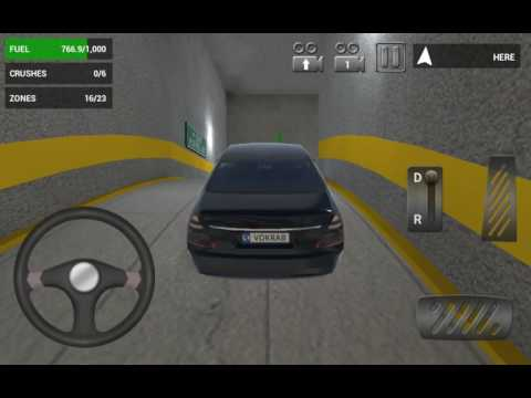 Car Parking 3D HD - E17, Android GamePlay HD