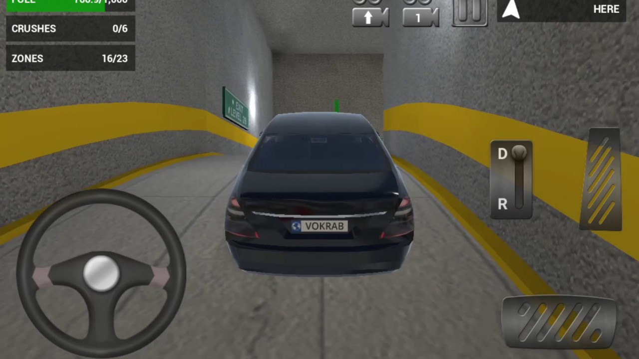 Car Parking 3D HD - E17, Android GamePlay HD - YouTube