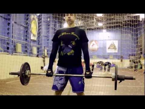 Max Dokuchaev workout