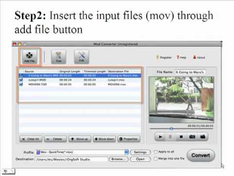 How To Convert Mod Files In Other Popular File Formats
