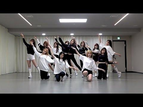 [IZ*ONE - Violeta] Dance Practice Mirrored