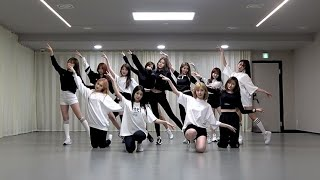 [IZ*ONE - Violeta] dance practice mirrored