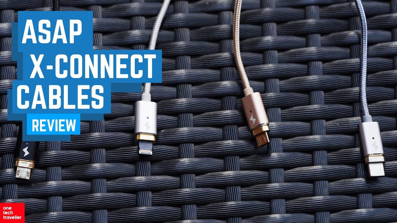 Amazon.com: ASAP X-Connect Cable set Micro USB Cross Device .