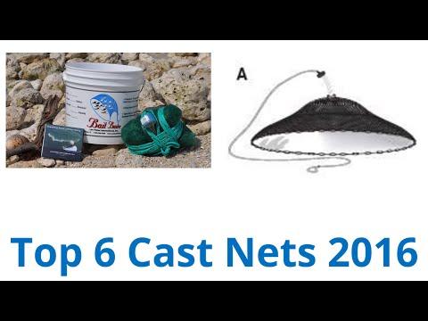 6 Best Cast Nets 2016