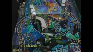 Dream Pinball 3D PC Games Gameplay - Aquatic
