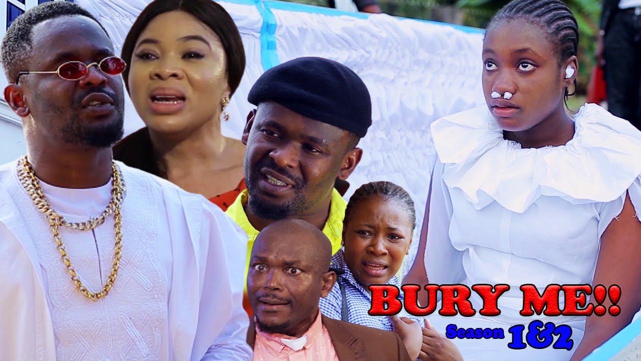 BURY ME SEASON 2 (NEW HIT MOVIE) - ZUBBY MICHEAL|2021 LATEST NIGERIAN NOLLYWOOD MOVIE