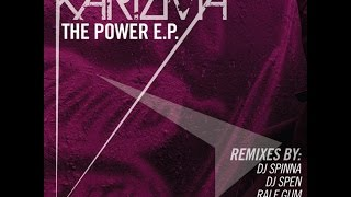 KARIZMA the power (Original Mix)