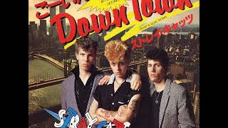 ストレイ・キャッツ Stray Cats/ごーいんDown Town What's Goin' Down ...