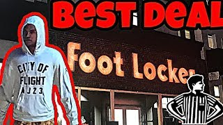 HOW TO GET THE MOST VC FROM YOUR FOOTLOCKER DEAL | NBA2K19
