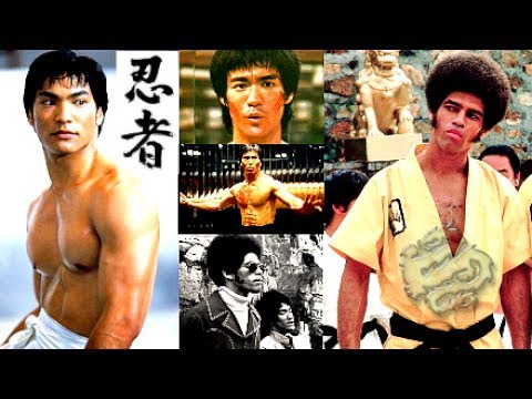 Jason Scott Lee VERSUS Jim Kelly! | 2 Bruce Lee Dragon