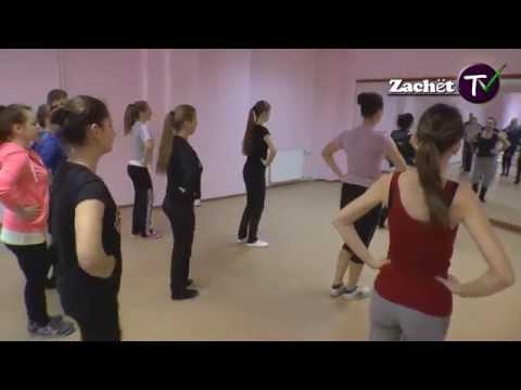 Программа: На Тренеровке. В гостях у танцевального кружка Сузіря (Zachёt TV,УАБД НБУ)