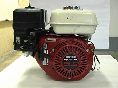 Honda GX Series Carburetor Service  YouTube