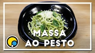 Como fazer massa ao pesto - Renato Carioni