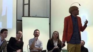 Neil Harbisson | Human 2.0: Technologies of Enhancement | Cybersalon
