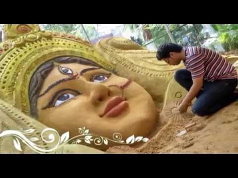 swadesh ranjan sand artist & animation.