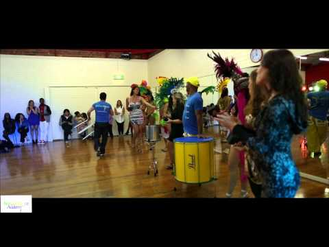 BRAZILIAN DANCE ACADEMY - THANK YOU