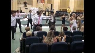 Лучший свадебный танец. Обалдеть!
