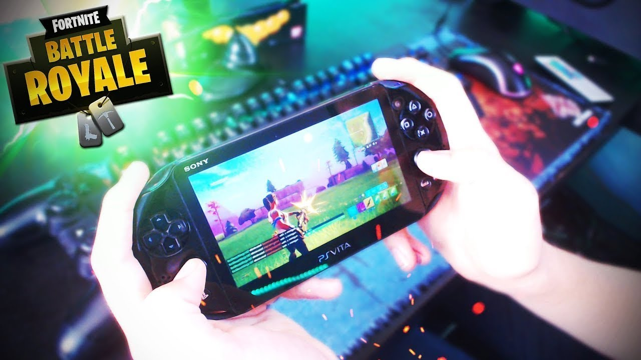 Fortnite para ps vita