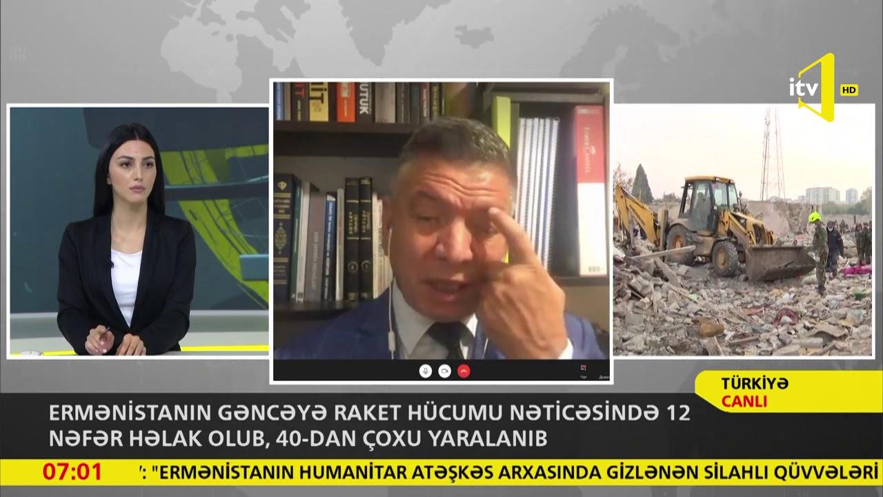 Ermənistanın Gəncəyə raket hücumu nəticəsində 12 nəfər həlak olub, 40-dan çoxu yaralanıb
