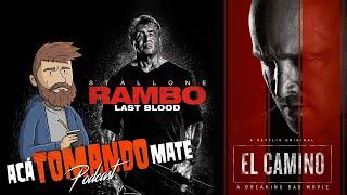 Acá Tomando Mate Hablando de El Camino Y Rambo V (SPOILERS)