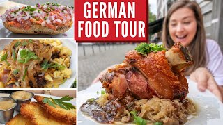 Must Eat German Food | The Ultimate German Food Tour