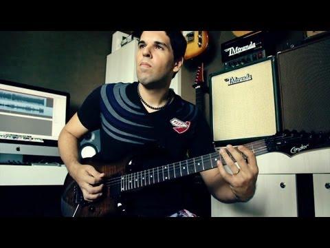 Cauê Cury - Colorful Mind (Live at Toraliens Studios 2012)