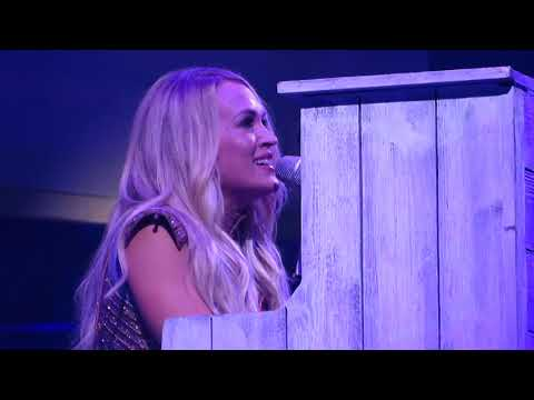 Carrie Underwood - See You Again - Cry Pretty Tour 360 - Tulsa OK 10/24/19