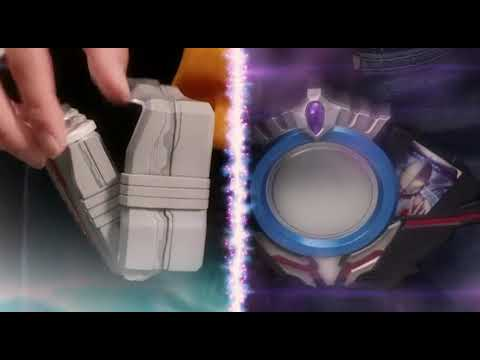 Ultraman Geed Primitive | Ultraman Orb Spacium Zeperion