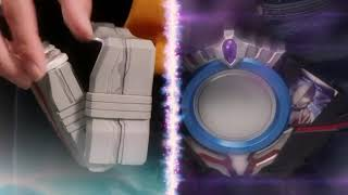 Ultraman Geed Primitive | Ultraman Orb Spacium Zeperion