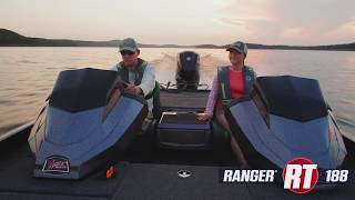 Ranger RT188 On Water Footage