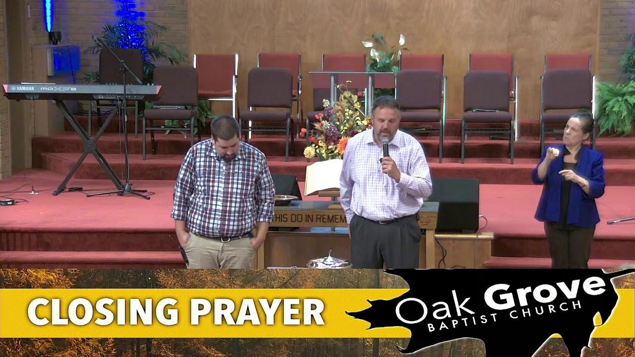 Sunday Morning Worship at OGBC (October 3, 2021)
